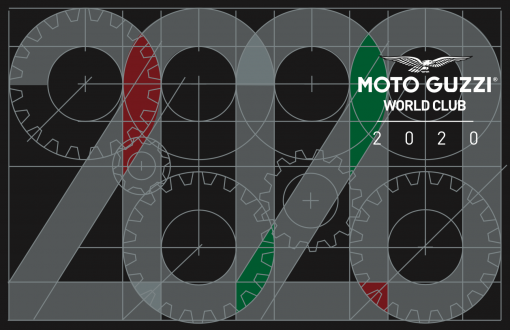 Tessera 2020 Moto Guzzi World Club